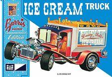 MPC 1 25 George Barris Ice Cream Truck Model Kit Mpc857