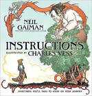 Instructions by Neil Gaiman (Hardback)