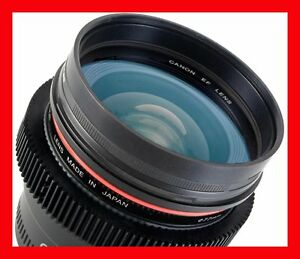 Pro-FRONT-Step-Up-RING-72-72mm-gt-80-80mm-O-D-for-LENS-to-MATTE-BOX-Duclos