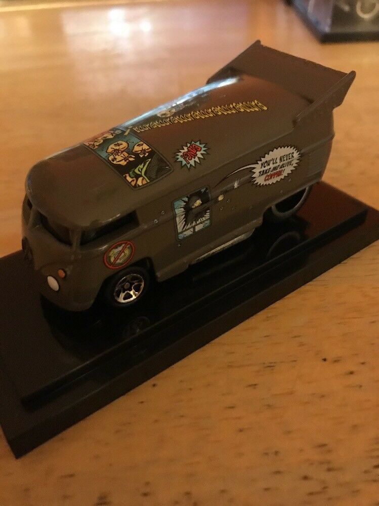 Hot Wheels Liberty Promotions Concept Series-2 VW DRAG BUS Robbers   205 1300