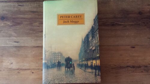 1 of 1 - Jack Maggs by Peter Carey (Hardback, 1997) - signed