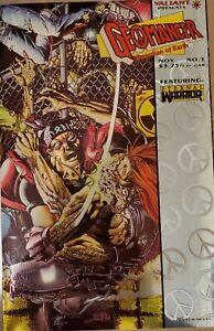 Geomancer Guardian Of Earth #1 Valiant Comics 1994 NM