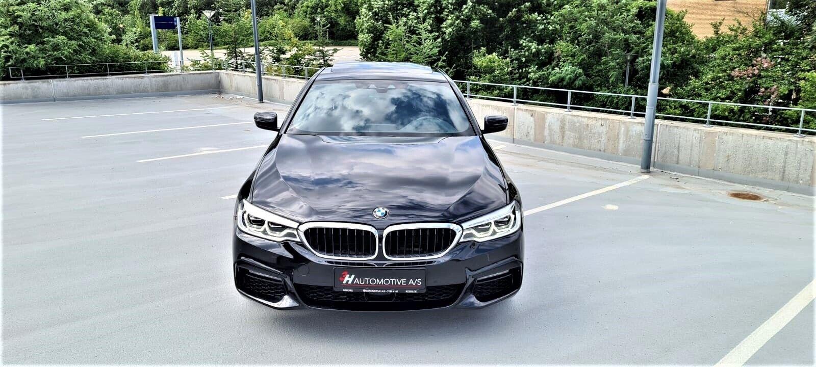 BMW 520i 2,0 M-Sport aut. 4d