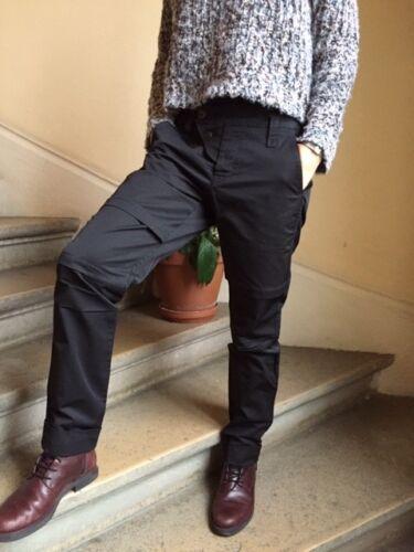 38 Noir Femme Taille Marithé Pantalon Girbaud François PqYy5p