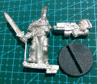 Abile Space Marine Special Army Build 2004. Warhammer 40000