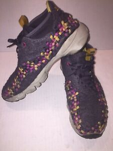 Nike-Air-Footscape-Woven-Chukka-443686-077-Pre-Owned-Men-s-Size-10