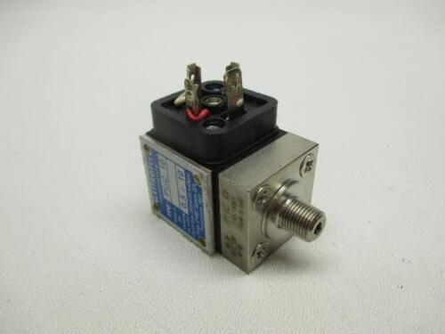 ELETTROTEC PMC 10 PRESSURE SWITCH CF