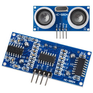 Ultrasonic Module HC-SR04 SR04P Distance Measuring Sensor for Arduino UNO MCU