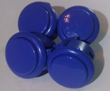 Violet Sanwa arcade button OBSF-30 set of 4