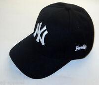 York Yankees Cap Hat One Size (black)