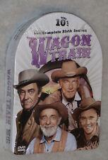 Wagon Train - Complete Sixth Season Series Six 6 - Limited Edition Tin DVD Set