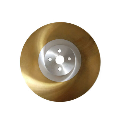 """12/"""" HSS Circular Saw Blade Cutting Disc for Stainless Hard Steel 300x32x1.2mm"""