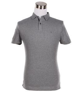 Tommy-Hilfiger-Men-039-s-Short-Sleeve-Custom-Fit-Plaid-Polo-Shirt-0-Free-Ship