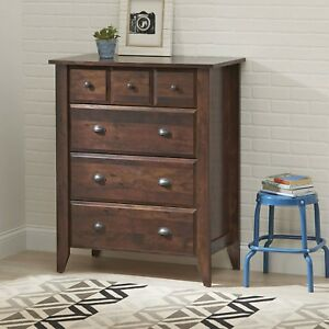 Merveilleux Image Is Loading Bedroom Dresser Rustic Chest Of Drawers Discount Furniture