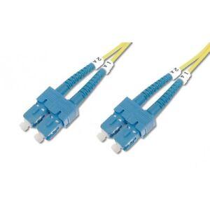 Cavo fibra ottica SC/SC 9/125 Monomodale 2 mt OS2