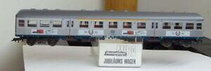 Fleischmann-H0-Silberling-MIBA-Jubilaeumswagen-40-Jahre-1948-1988-DB-Epoche-4-KKK