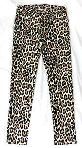 e9facd870b44 Image is loading Kate-Spade-Jeans-Broome-Street-Animal-Leopard-Cheetah-