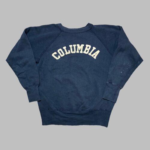 Vtg 50s Champion Running Man Columbia University C