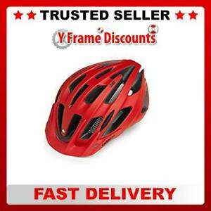 CARRERA Mountain Bike MTB HILLBORNE Helmet with Rear Light Small Medium Large XL