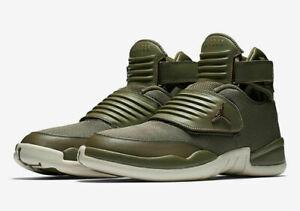 sports shoes d95ba b1496 Image is loading Nike-Air-Jordan-Generation-23-Basketball-Shoes-Olive-