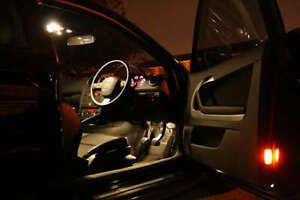 Audi A3, A4, A5, A6, TT, Q3, Q5 Footwell Light Lighting Loom Kit Optional LED