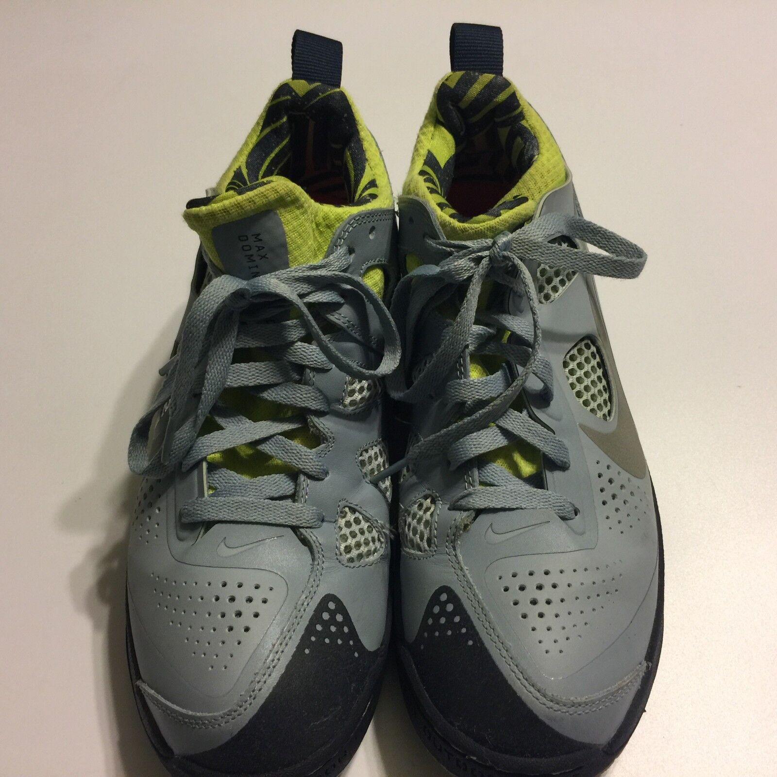 8034f383c59 ... Nike Max Dominante XD 511367-400 Men Gray Basketball Basketball  Basketball Sport Gym Shoes Size ...