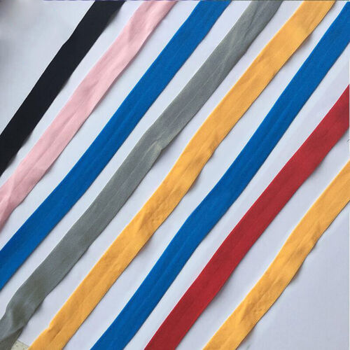 Down Jacket Edging Strips Elastic Straps Seamless Multi-color Accessory ONE