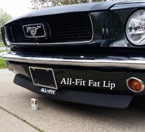 Mustang-Flexible-Front-Spoiler-1965-1966-1967-68-1969-1970-1971-1972-1973-Mach-1