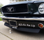 Mustang-Flexible-Front-Spoiler-1965-1966-1967-68-1969-1970-1971-1972-1973-Mach-1 thumbnail 1