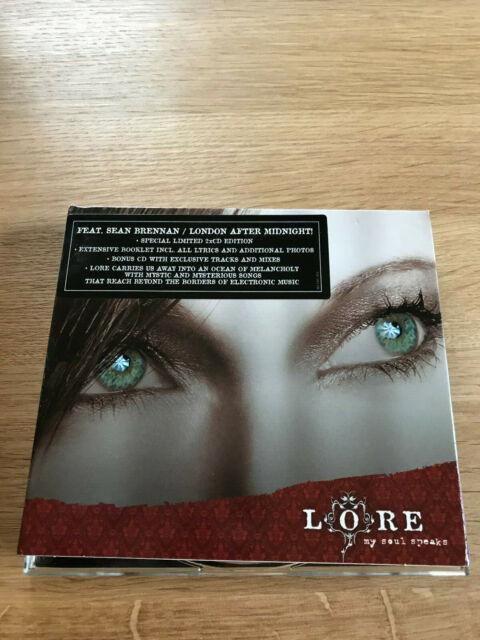 Lore - My soul speaks (2006)