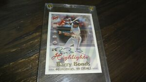 1997-TOPPS-039-96-HIGHLIGHTS-BARRY-BONDS-246-500-AUTOGRAPHED-BASEBALL-CARD