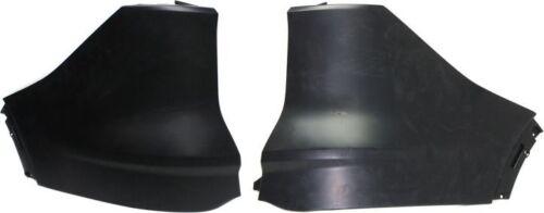 2013 2014 FORD ESCAPE Rear Bumper Replacement  End caps Primed
