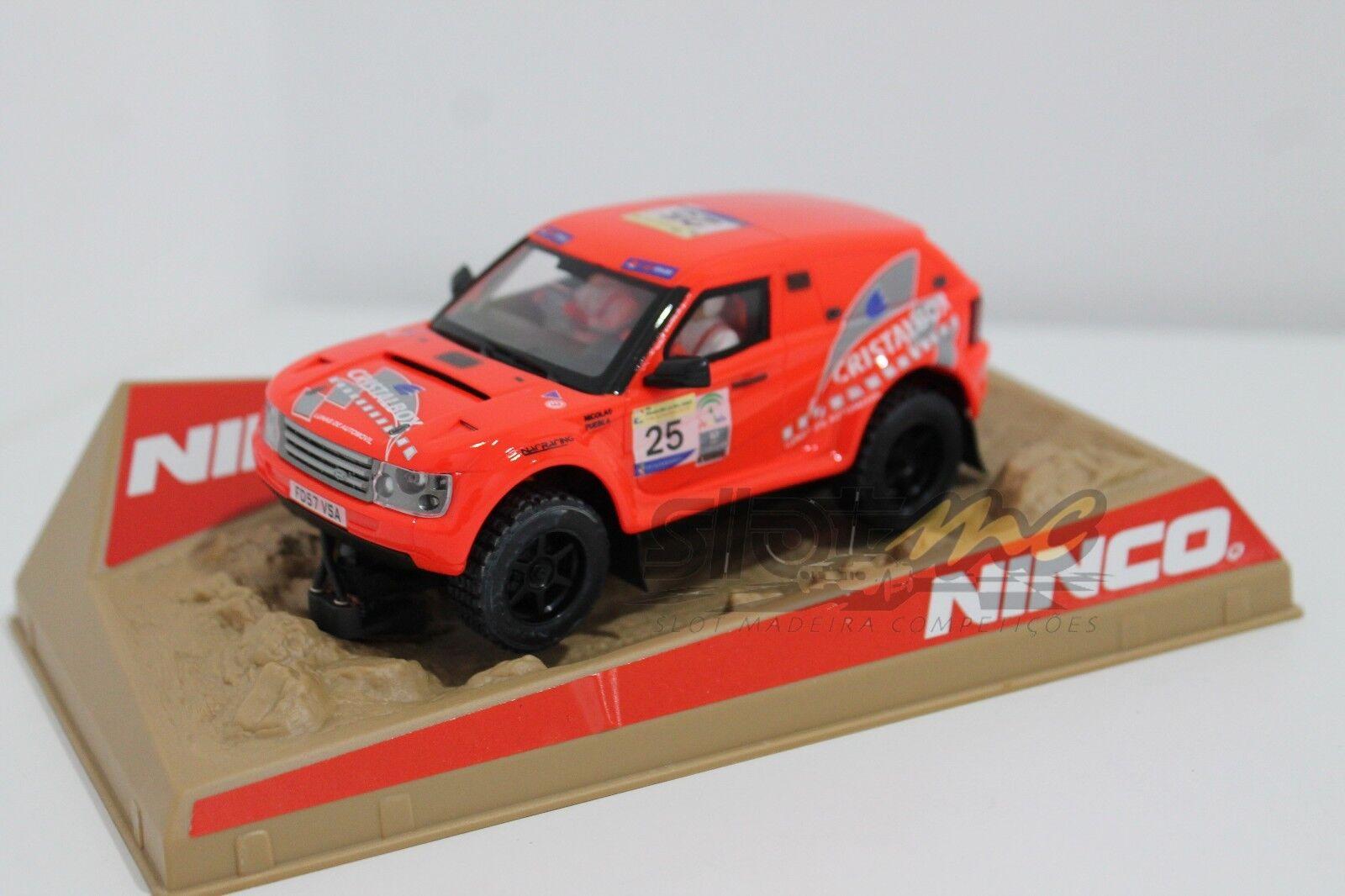 NINCO 50509 Bowler Nemesis -NAC RACING- 1 32  NEW