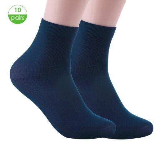 10 Pairs Mens sanitary socks disposable foot socks Breathable try on Ankle socks