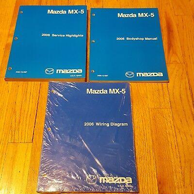 1993 miata wiring diagram 2006 mazda mx5 miata wiring diagram bodyshop manual service  2006 mazda mx5 miata wiring diagram