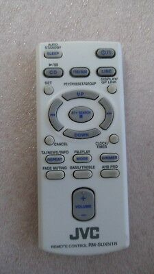 CA-UXN1S CA-UXN1W UX-N1 UX-N1S UX-N1W JVC Remote Control  RM-SUXN1R