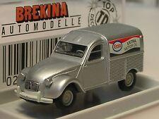 Brekina Citroen 2CV Kastenente, ESSO - 14108