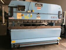 Guifil 110 Ton X 121 Bed Hydraulic Up Acting Press Brake Pe 30 100