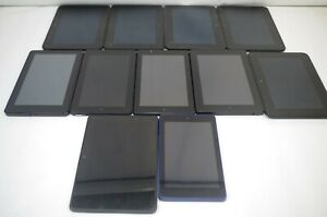 Lot-of-11-Various-Model-Amazon-Kindle-Tablet-Model-AS-Is-For-Parts-Repair