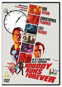 Nobody-Runs-Forever-DVD-Region-2