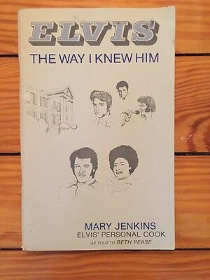 Elvis: The Way I Knew Him - Mary Jenkins (Elvis' Personal Cook) 1984