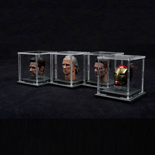 Toys-box Collectible Head Sculpt Dustproof Box Fit for 1//6 Scale Head Sculpt