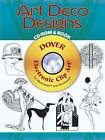 Art Deco Designs by Marty Noble (CD-ROM, 2005)