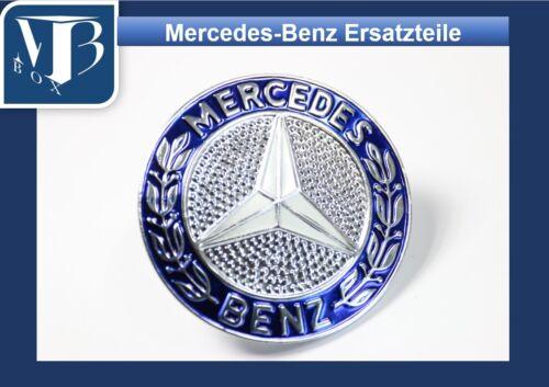 ORIGINALE Mercedes-Benz w107 r107 350sl Stella a Tulli a cofano
