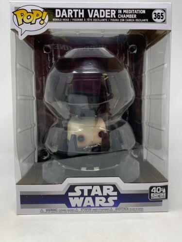 Empire Strikes Back Darth Vader Meditation Deluxe Pop! IN STOCK Star Wars