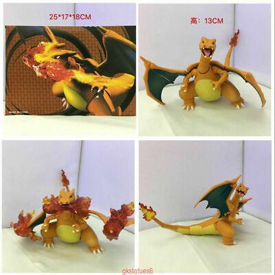 Figuarts SHF Tamashi Limited Action PVC Figure NEW IN BOX Pokemon Charizard S.H