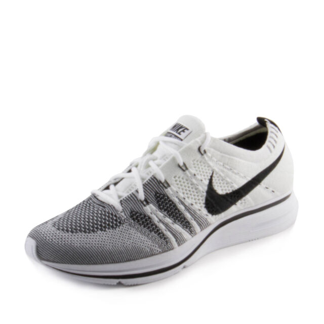 Nike Flyknit Trainer OG Black White Ah8396 100 Ah8396100 Sz 13 for ...