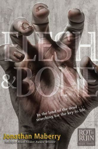 Rot and Ruin: Flesh and Bone 3 by Jonathan Maberry (201