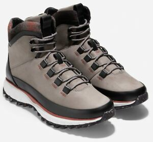 0b9fa0d35b7 Details about COLE HAAN Men's ZEROGRAND Waterproof All-Terrain Hiker Boot  C28492 Ironstone