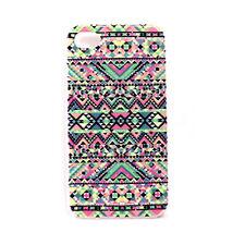 Hard Case For Apple iPhone 4 4S - Aztec Design 3